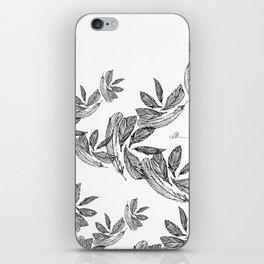 Plume 4 iPhone Skin