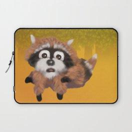 Raccoon Series: Running Scared Laptop Sleeve