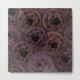 Chocolate velvet . Metal Print