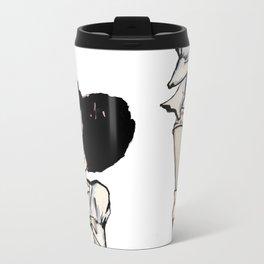 vogue girl I Travel Mug