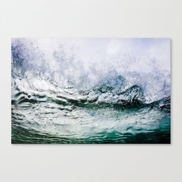 Breaking Wave-Ocean Element Canvas Print
