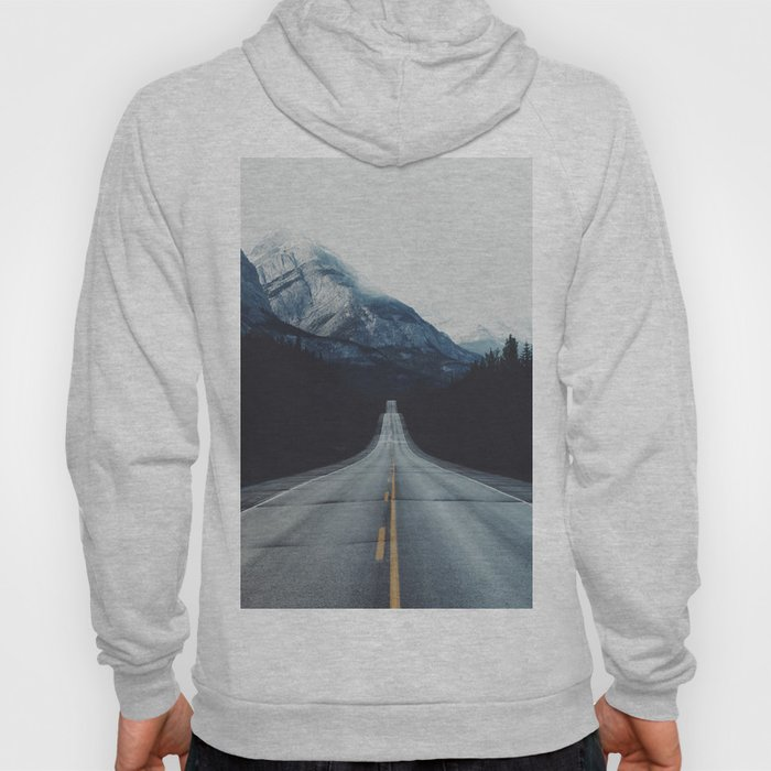 Mountain Road #forest Hoody