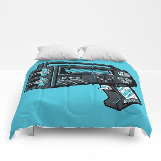 GHETTOBLASTER3000 Comforters