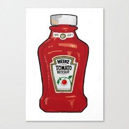 Consumerism Canvas Print