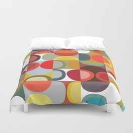 Lime squeeze Duvet Cover
