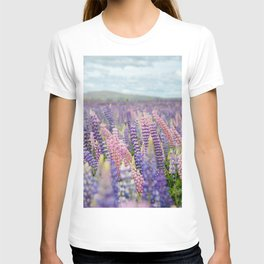 flower photography by Delphine Ducaruge T-shirt