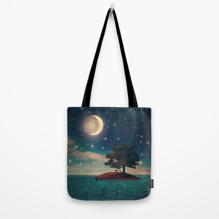 A Quiet Place for Two Tote Bag