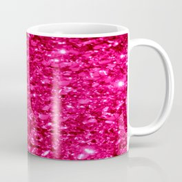 SparklE Hot Pink Coffee Mug