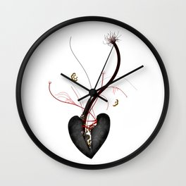 Life Mechanism Wall Clock