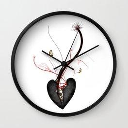 Life Mechanism Wall Clock