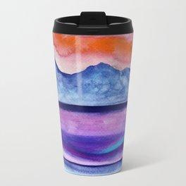 A 0 36 color option Metal Travel Mug