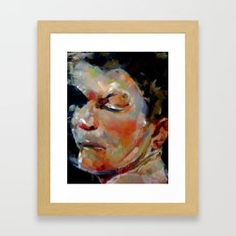 Ricky Hatton Framed Art Print