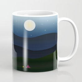 The joys of the great outdoors Coffee Mug