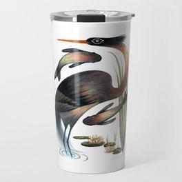 The Heron Travel Mug