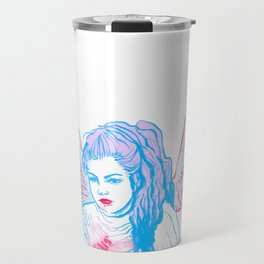 Art Angel Travel Mug