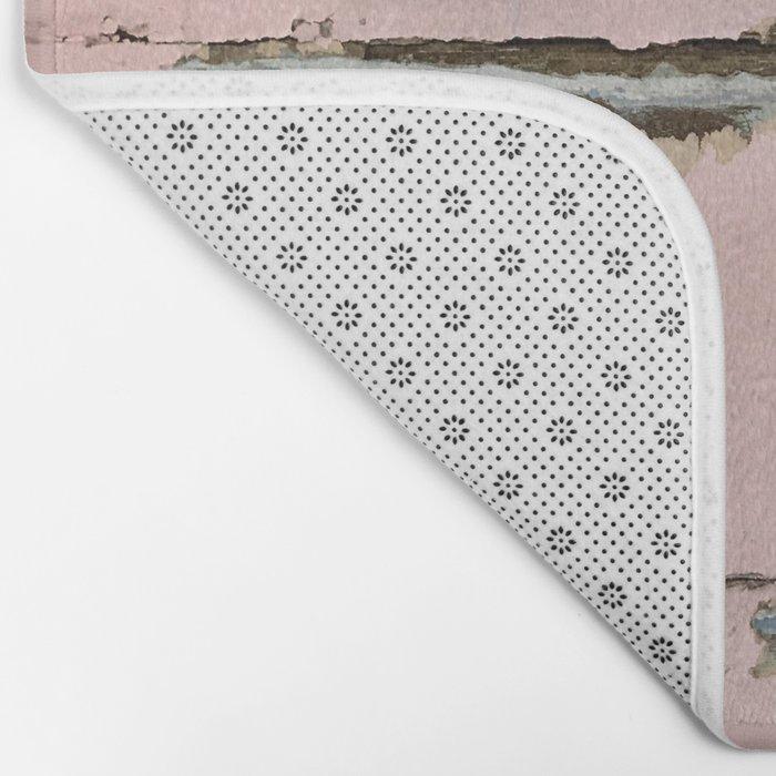 150 year old wallpaper Bath Mat