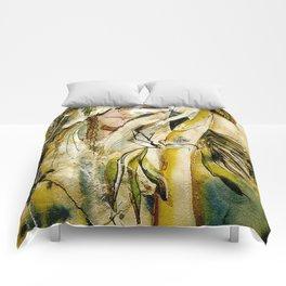 Golden Collar Comforters