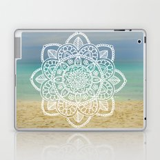 Beach Mandala Laptop & iPad Skin
