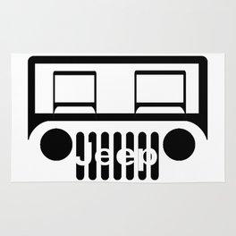 Jeep Logo Rug