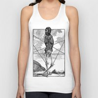 pagan Tank Tops featuring Pagan practioners by DIVIDUS