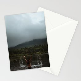 earth angel Stationery Cards