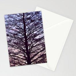 Splitting Sunset Stationery Cards