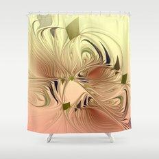 fractal design -119- Shower Curtain