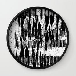 Airwaves Wall Clock