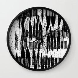 Airwaves Wall Clock