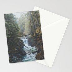 Little Qualicum Falls II Stationery Cards