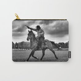 Cowboy Ghostrider  Carry-All Pouch