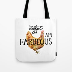 I AM FABULOUS Tote Bag