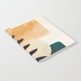 Abstract Elements 20 Notebook