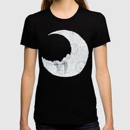 Sleeping Moon T-shirt