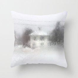 Storm Morning  Throw Pillow