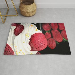 Strawberry Dream Rug
