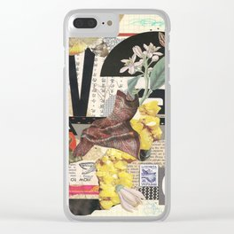 W3 Clear iPhone Case