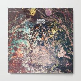 Abjo - Sankofa Metal Print