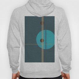 Geometric Abstract Art #4 Hoody