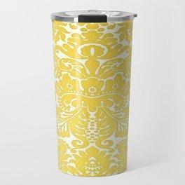 Gold ROyal Travel Mug