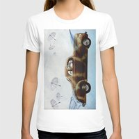 drive T-shirts featuring DRIVE by Jerzy Jachym