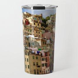 Riomaggiore, Cinque Terre, Italy Travel Mug