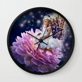 Jassy Fairy Wall Clock