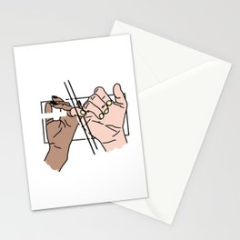 Touch Pt. 1 Stationery Cards