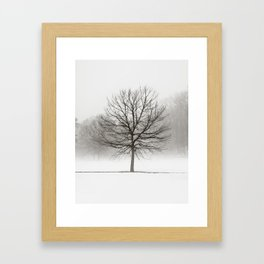 Vanilla Dream Framed Art Print