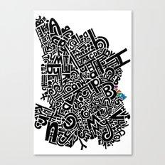 ABC Dream Canvas Print