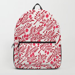Olive Branches – Fiery Palette Backpack