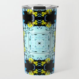 Many Fish In The Sea  Travel Mug
