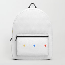 I am here for you! Teacher School Student Students Backpack