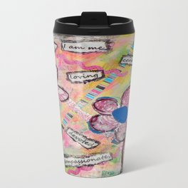 I Am Me... Genuine As Can Be Travel Mug